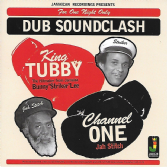 King Tubby Vs Channel One - Dub Soundclash (Jamaican Recordings) CD